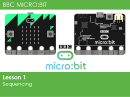 microbit lessons